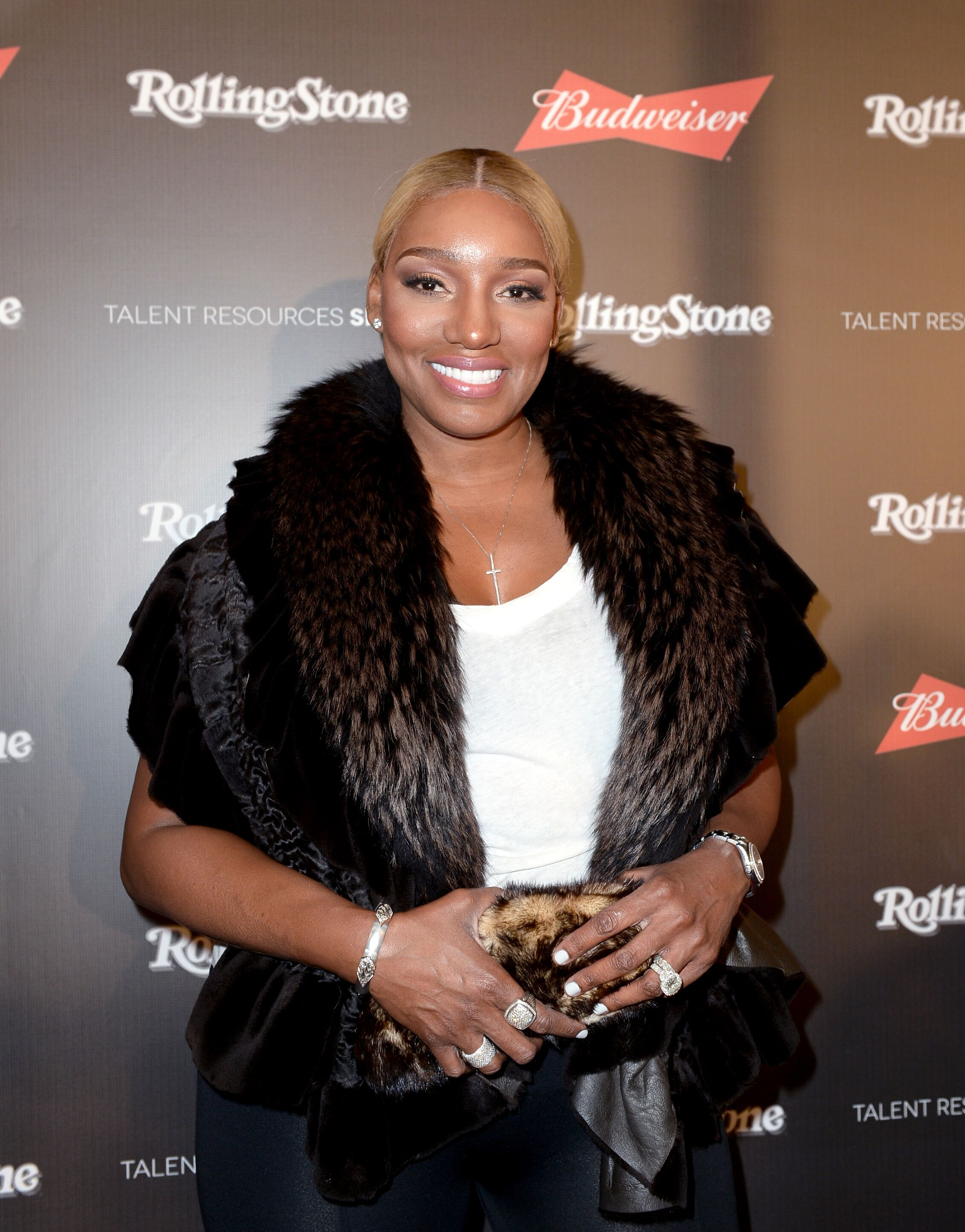 TV personality NeNe Leakes at the Rolling Stone Live: Houston presented by Budweiser and Mercedes-Benz on February 4, 2017 | Photo: Getty Images