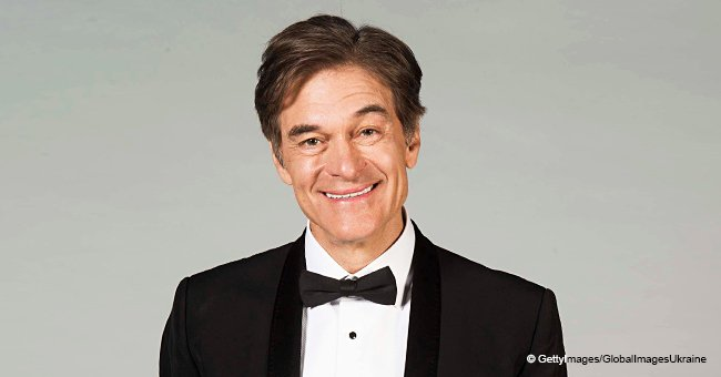 Dr. Oz Is Going to Become a Grandfather for the Fourth Time