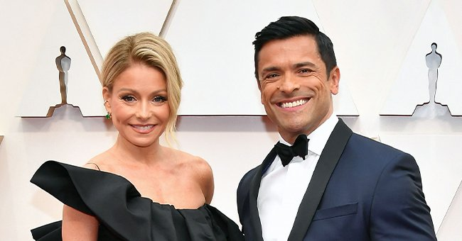 Kelly Ripa's Son Joaquin, 18, Towers over His Parents as They Celebrate His Graduation