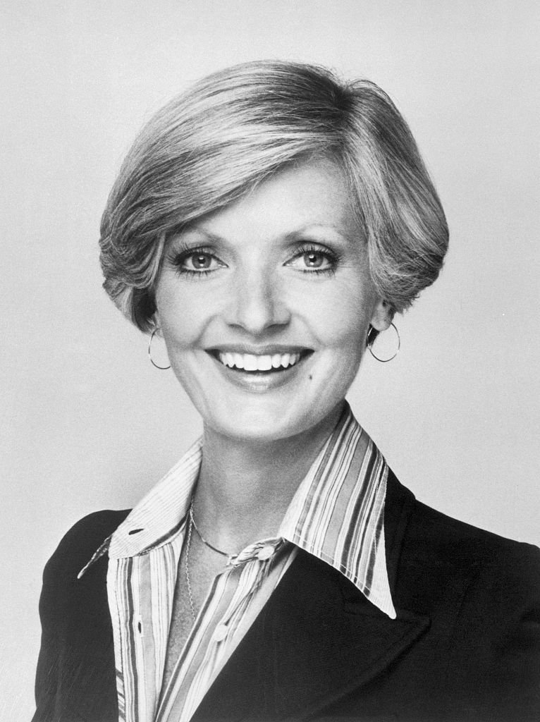 """A portrait of Florence Henderson the star of """"The Brady Bunch"""" on January 01, 1977 
