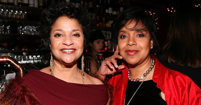 Sisters Debbie Allen & Phylicia Rashad Defy Their Age as They Stun in Black Dresses in a Video