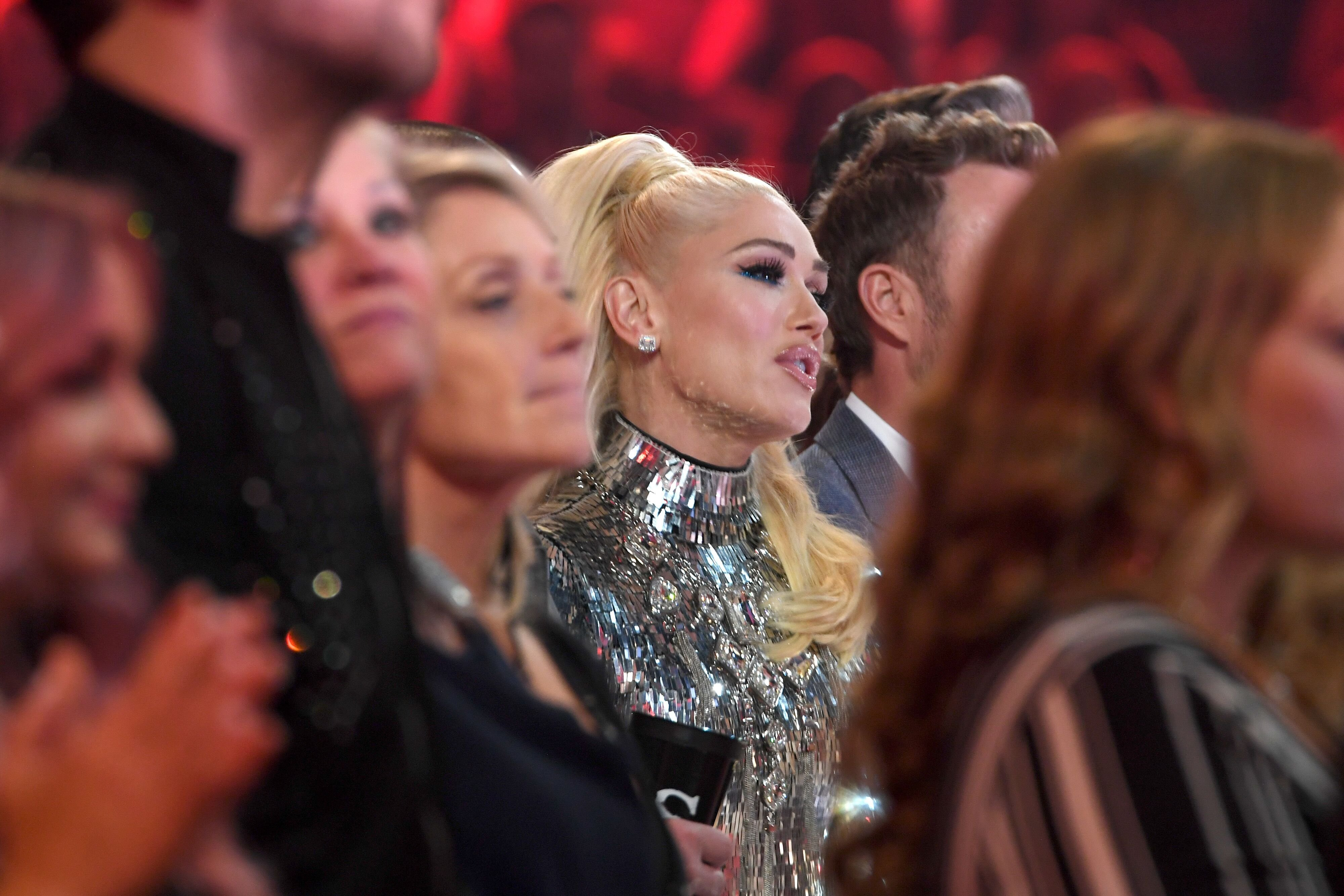 Gwen Stefani attends the 54th Academy Of Country Music Awards. | Source: Getty Images