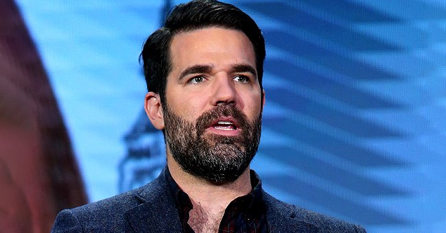 Rob Delaney Pays Emotional Tribute to Late Son on Father's Day