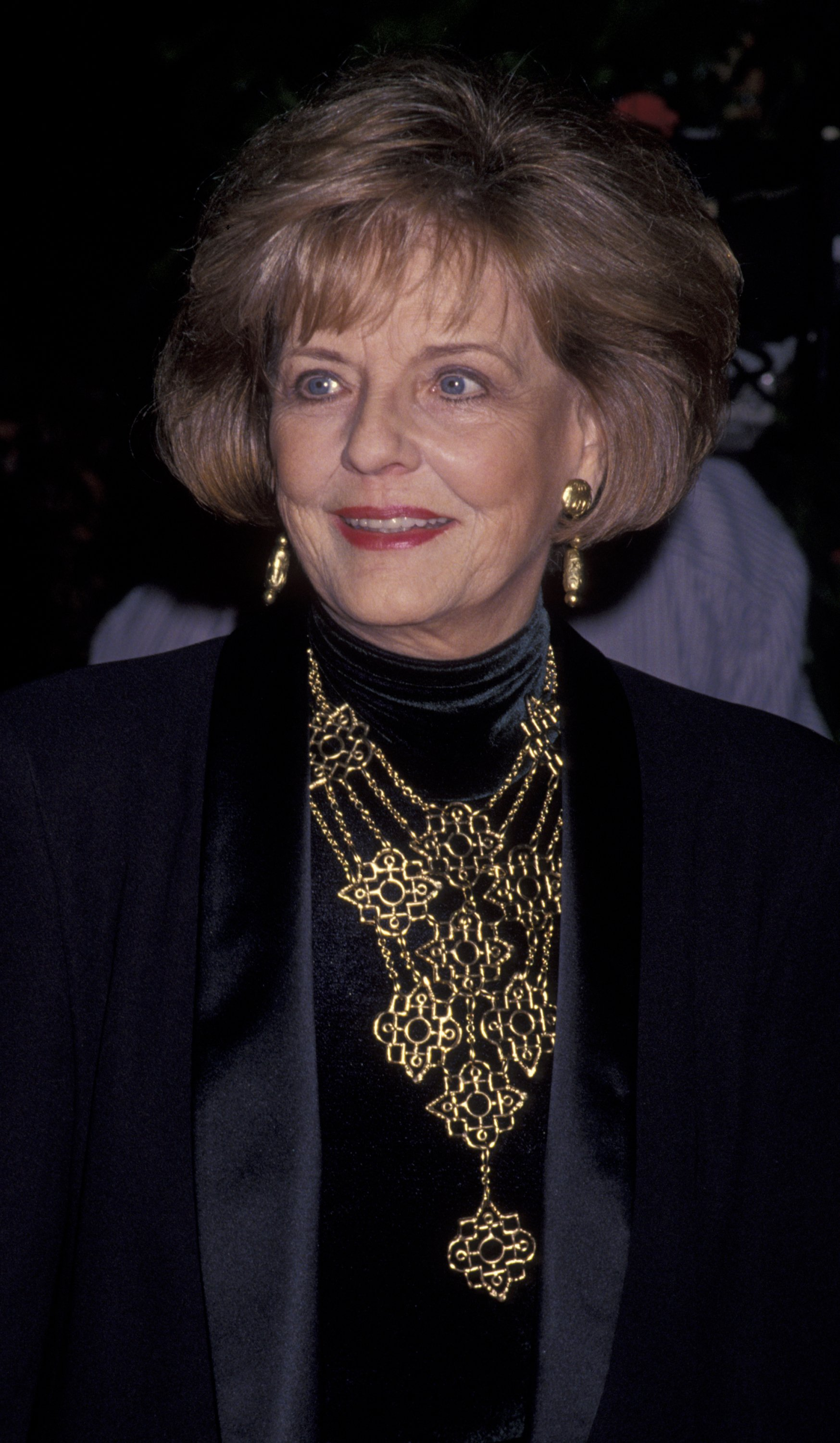 Marjorie Lord attends Fifth Annual Legacy Awards on November 13, 1993   | Photo: GettyImages