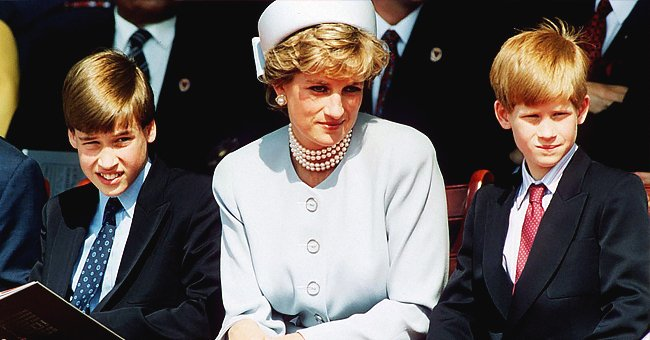 Princess Diana's 1989 Never-Before-Seen Letter Reveals More of Her Royal Mom Side to Fans