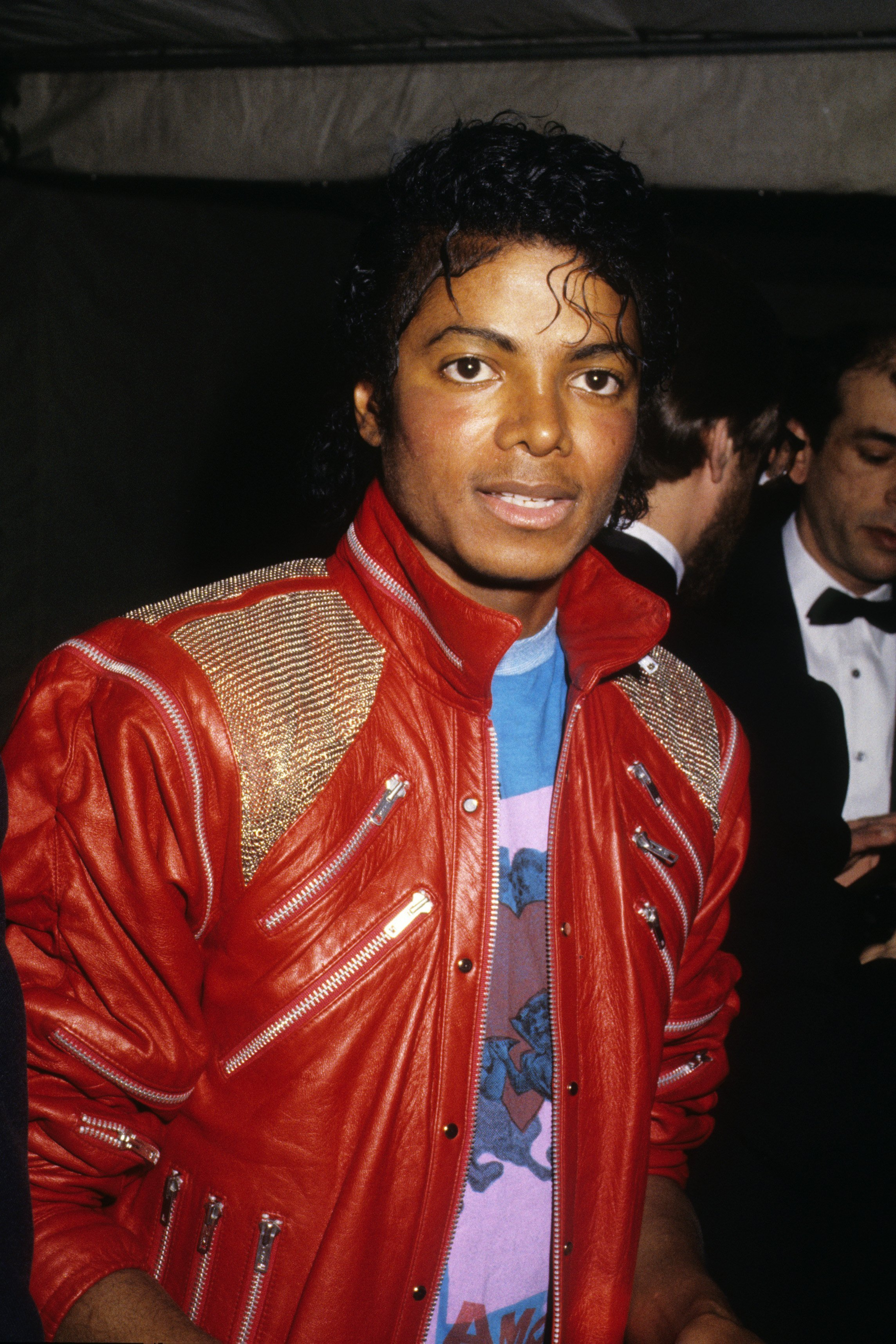 Musician Michael Jackson in Los Angeles circa 1990. | Photo: GettyImages
