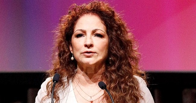 Gloria Estefan on stage during the 2019 NYWIFT Muse Awards at the New York Hilton Midtown on December 10, 2019 in New York City | Photo: Getty Images
