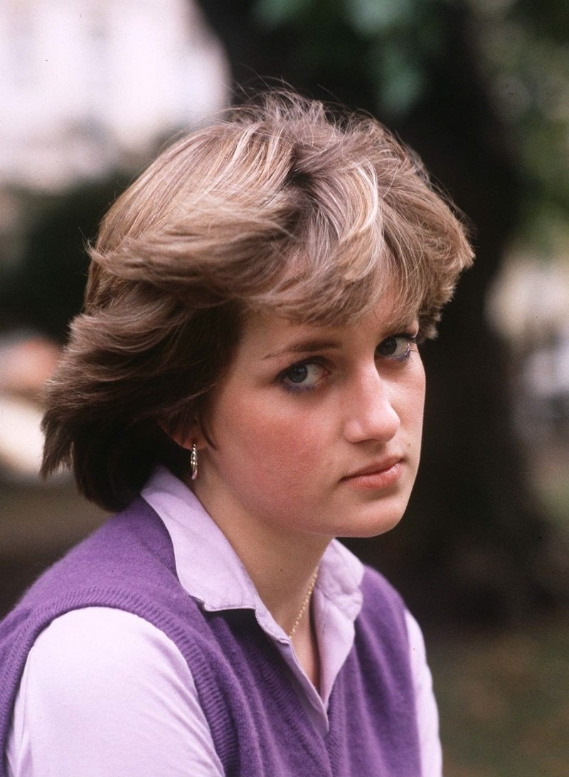 Princess Diana in September 1980 In Pimlico, London   Photo: Getty Images