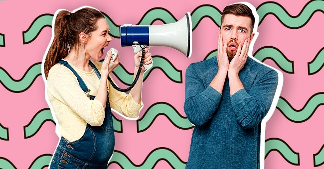 These phrases will drive your expecting wife crazy. Watch out for your life! | Photo: Shutterstock