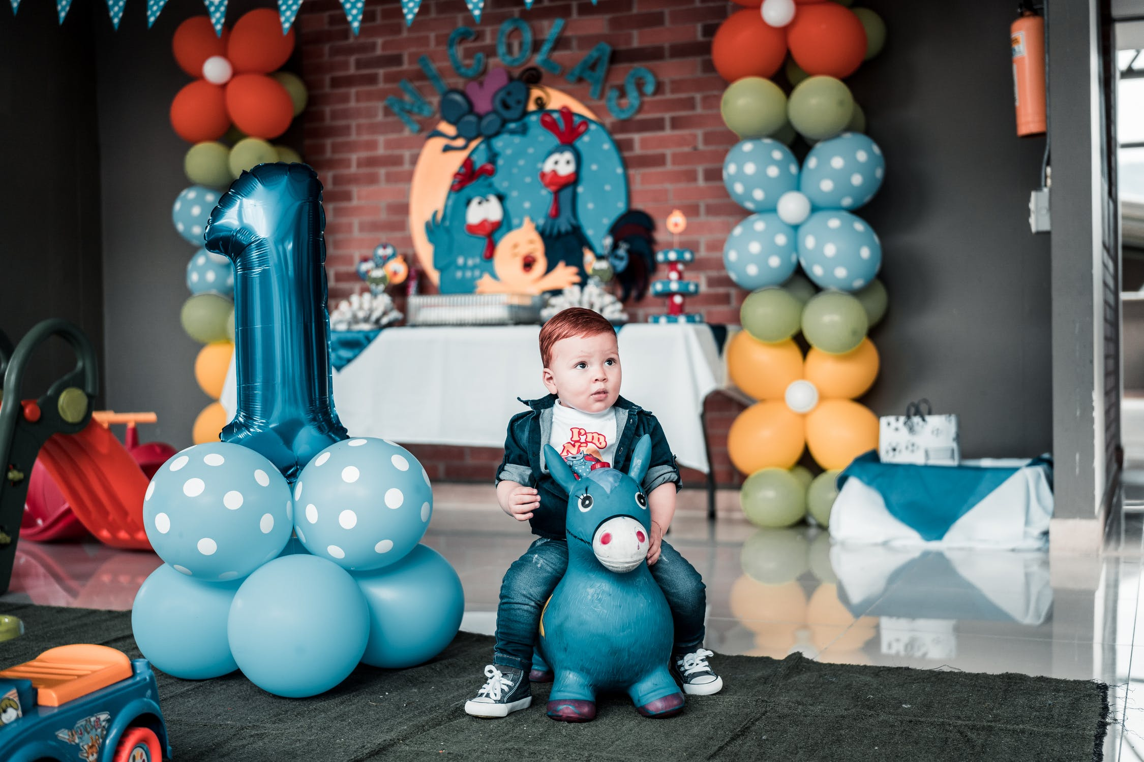 A young boy's birthday party | Photo: Pexels
