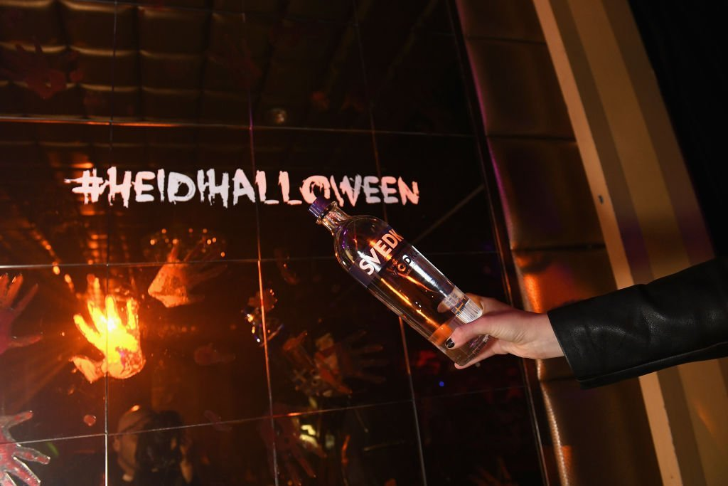A view of SVEDKA Vodka during Heidi Klum's 19th Annual Halloween Party Sponsored by SVEDKA Vodka and Party City at Lavo NYC | Getty Images