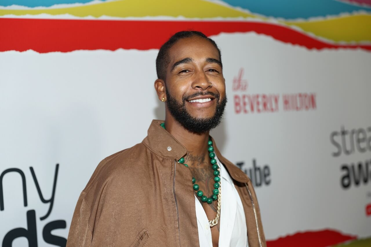 Omarion at the 8th Annual Streamy Awards at The Beverly Hilton Hotel on October 22, 2018.   Source: Getty Images