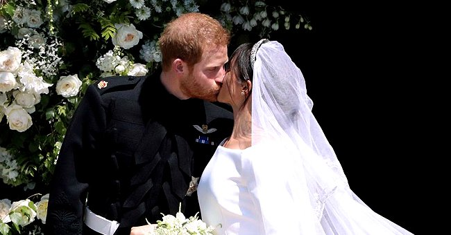 Closer Weekly: Prince Harry and Meghan Markle Enjoyed Romantic Meal for Their 2nd Anniversary
