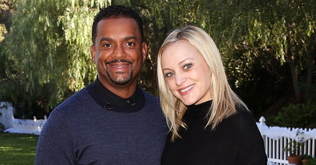 Alfonso Ribeiro & Wife Angela Celebrate Their Son Anders on His 6th Birthday in New Photos