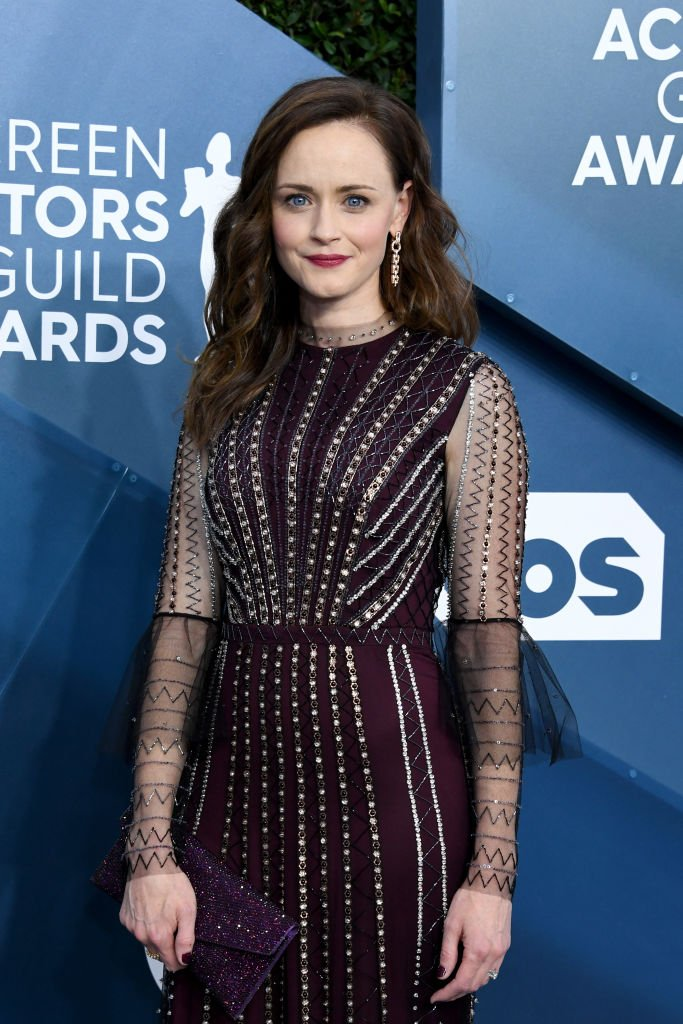 Alexis Bledel at the 26th Annual Screen ActorsGuild Awards on January 19, 2020 | Photo: Getty Images