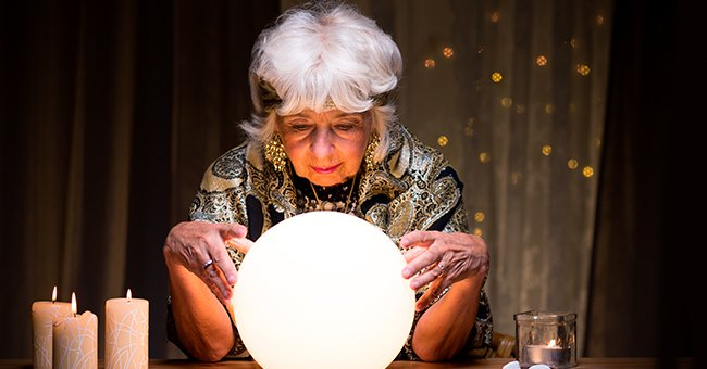 Daily Joke: Woman Learns of Her Worrisome Future from a Fortune Teller