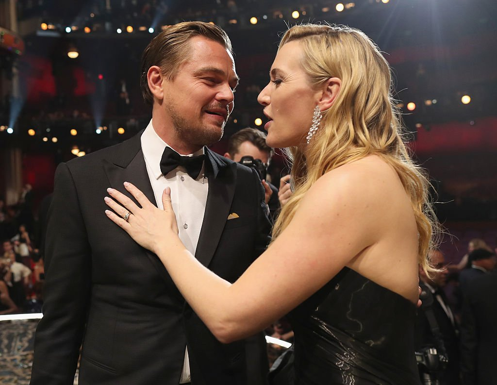 Leonardo DiCaprio and Kate Winslet attend the 88th Annual Academy Awards at Hollywood & Highland Center on February 28, 2016 | Photo: Getty Images