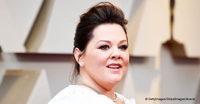 Melissa McCarthy Took the Chic Pantsuit Game to the Next Level with Her Custom Ensemble
