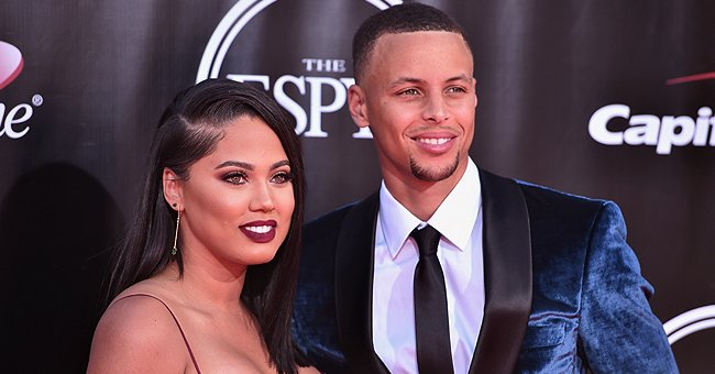 Fans Adore Ayesha Curry's Cute Photo of Her Youngest Son Canon Jack with His Hair in a Ponytail