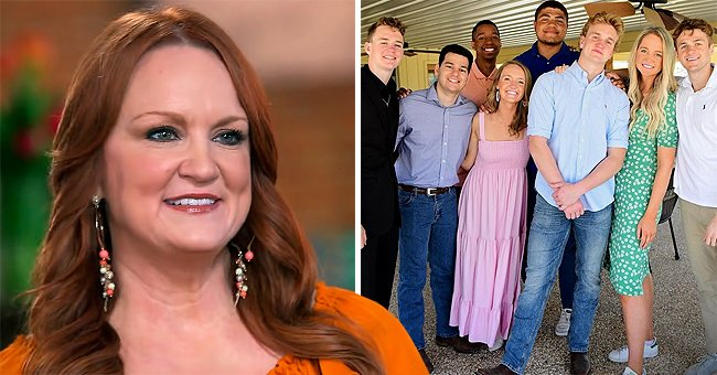 'The Pioneer Woman' Star Ree Drummond Shares Cute Snap of Her Kids Posing Together on Easter