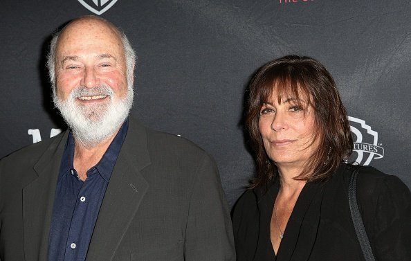 Rob Reiner and Michele Singer attend the Broadway Opening Night Performance of 'Misery' at the Broadhurst Theatre on November 15, 2015 in New York City | Photo: Getty Images