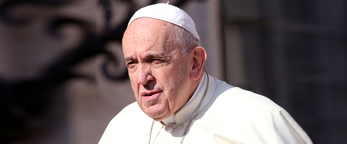 Pope Francis Reportedly Claims Aborting Is the Same as Hiring a Hitman