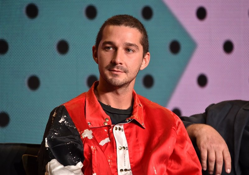 Shia LaBeouf on September 7, 2017 in Toronto, Canada | Photo: Getty Images