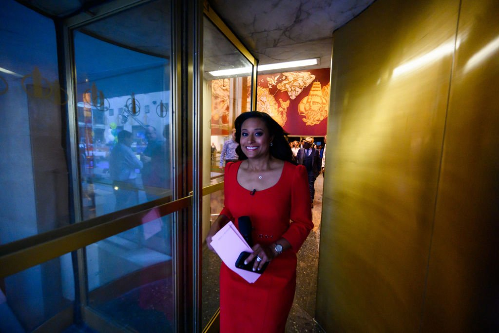 Kristen Welker at Today - Season 68 on Thursday, August 29, 2019 | Photo: Getty Images