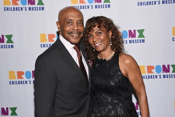 Roscoe Orman (L) and Kimberley LaMarque Orman attend the Bronx Children's Museum Gala at Edison Ballroom | Photo: Getty Images