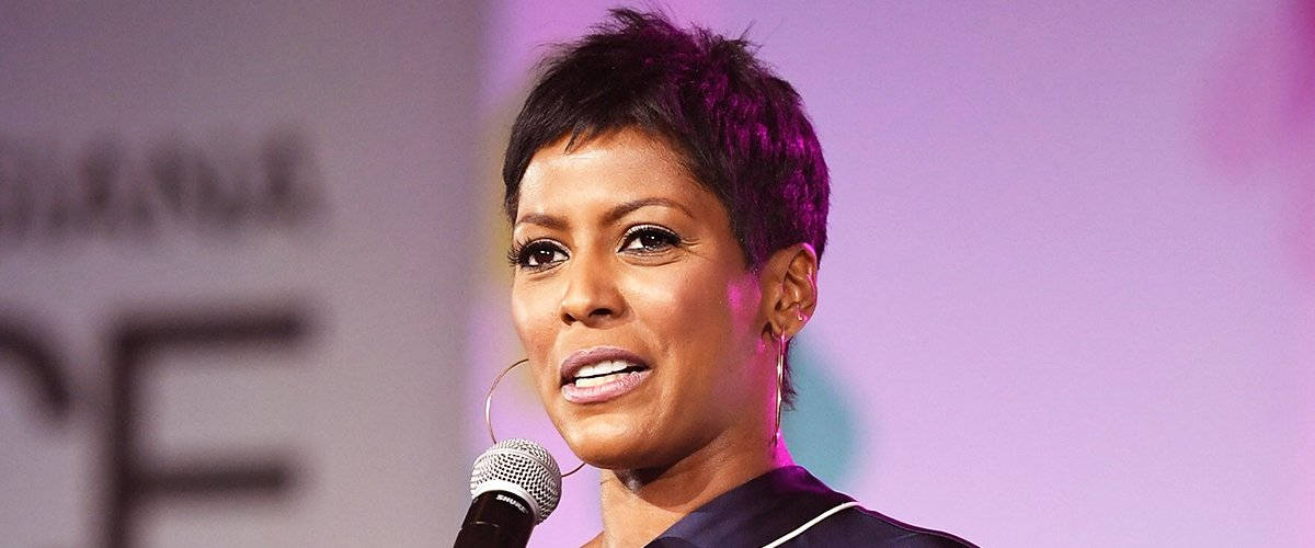 Tamron Hall Opened up about Hilarious Story of Her Baby Boy Moses' First Time in Church