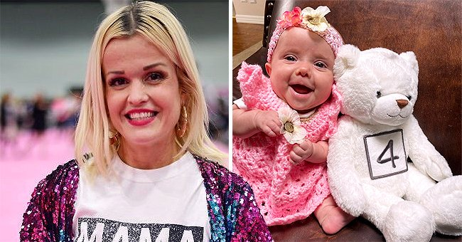 See Pictures of 'Little Women: LA' Star Terra Jolé's Daughter Magnolia Who Is Already 4 Months Old