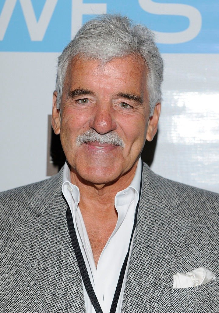 Dennis Farina attends Windy City West At M Street Kitchen And Stella Rossa Pizza Bar In Santa Monica on March 5, 2012 | Photo: Getty Images