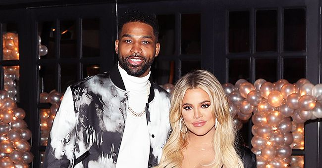 People: Khloé Kardashian and Tristan Thompson Got Closer during COVID-19 Quarantine