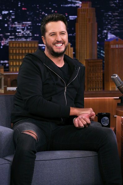 Luke Bryan during an interview on October 27, 2019 | Photo: Getty Images