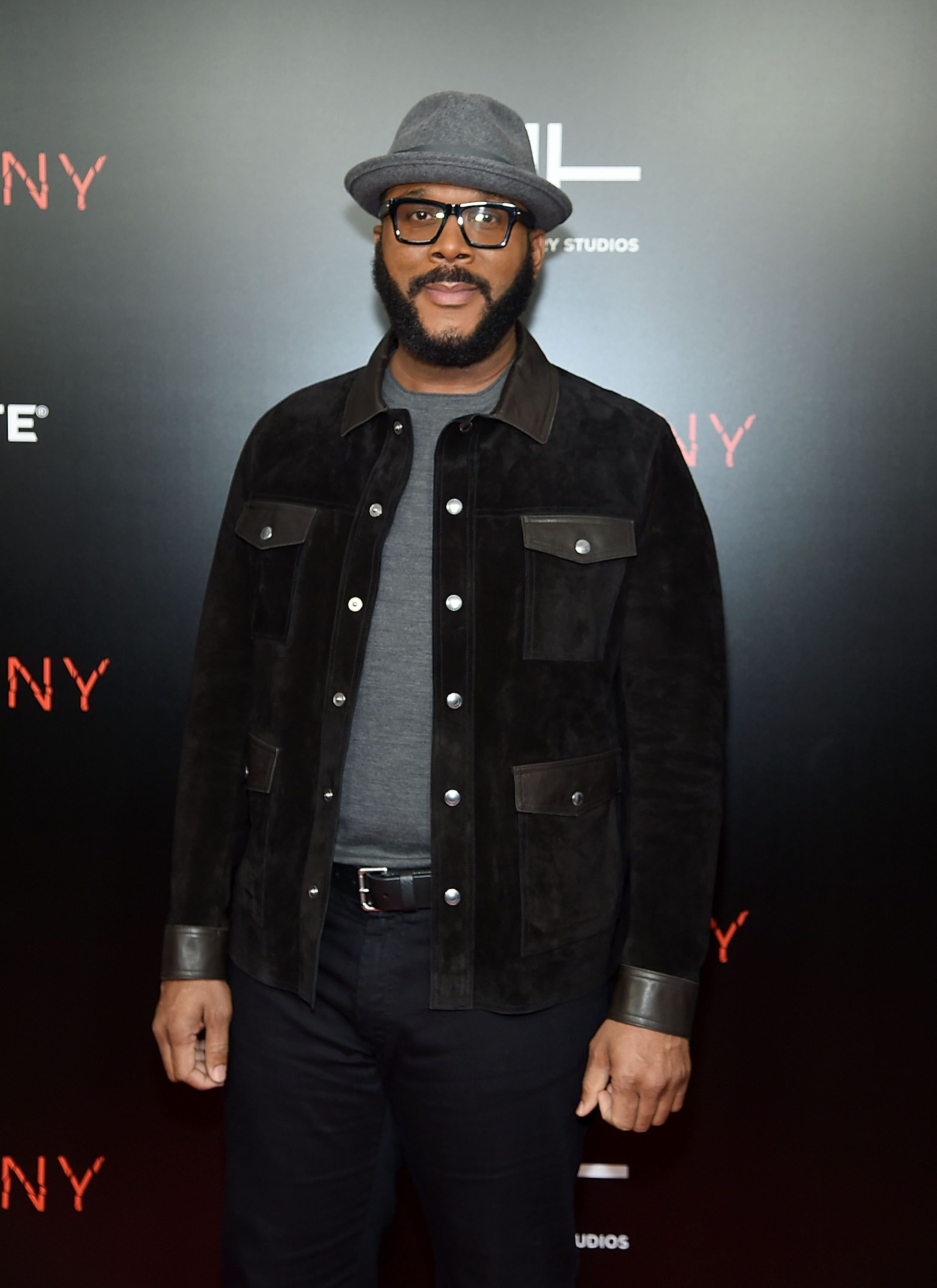 """Tyler Perry attends the """"Acrimony"""" New York Premiere on March 27, 2018 in New York City. 