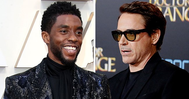 Here's How Robert Downey Jr Will Remember His Marvel Co-star Chadwick Boseman
