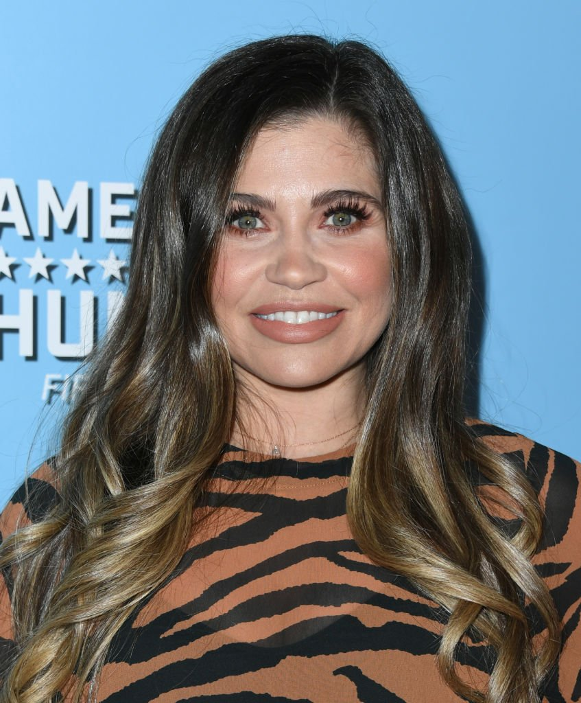 Danielle Fishel attends the 9th Annual American Humane Hero Dog Awards at The Beverly Hilton Hotel | Photo: Getty Images