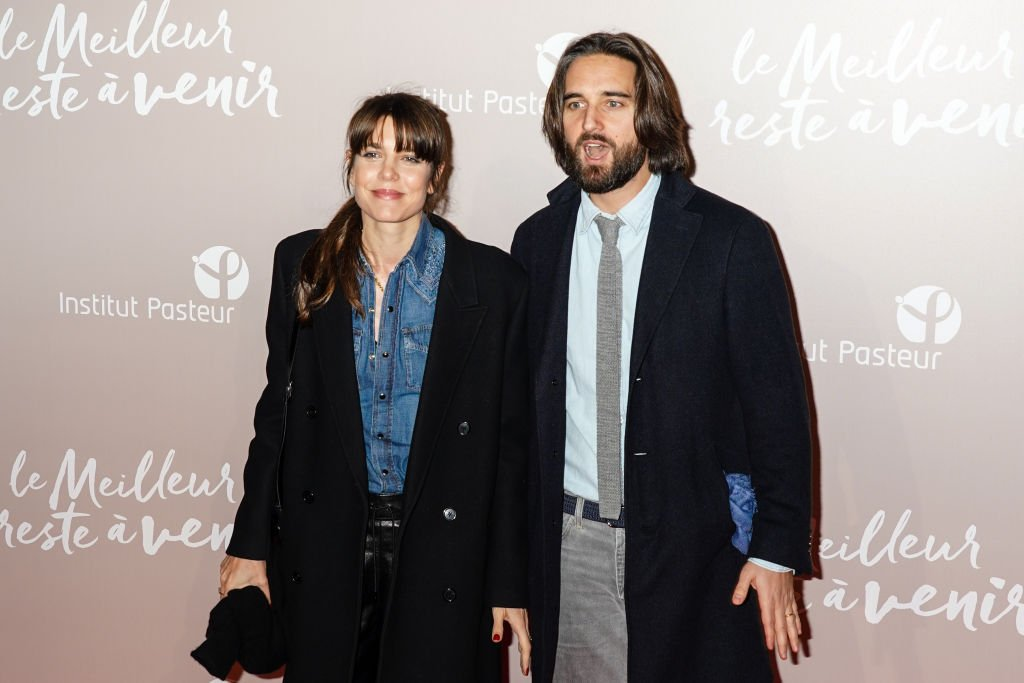 Charlotte Casiraghi et son mari Dimitri Rassam. | Photo Getty Images