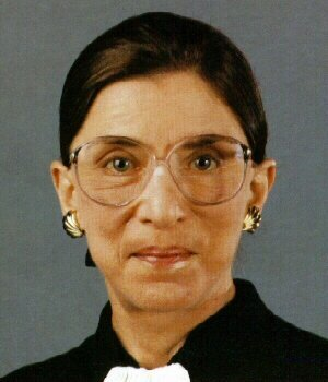 Ruth Bader Ginsburg. | Source: WikimediaCommons