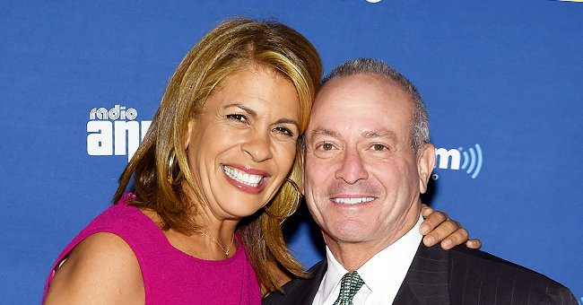 ET Online: Hoda Kotb Opens up about Expanding Family with Her Fiancé Joel Schiffman