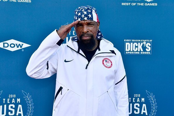 Mr. T attends the Team USA Awards at the Duke Ellington School of the Arts on April 26, 2018 | Photo: Getty Images