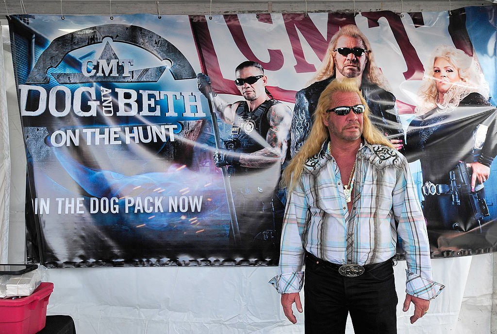 Dog the Bounty Hunter attends the ACM Experience during the 48th Annual Academy of Country Music Awards    Getty Images / Global Images Ukraine