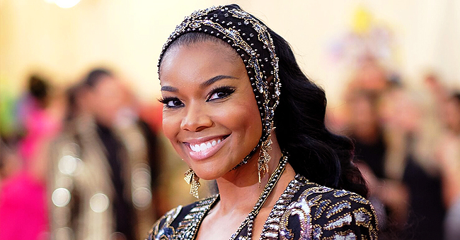 AGT Judge Gabrielle Union Shares Hilarious Photo of 'Shady Baby' Kaavia in Mom's Curly Wig