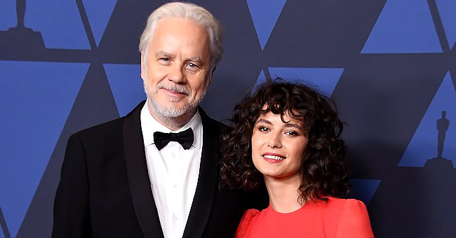 TMZ: Tim Robbins Reportedly Files for Divorce from His Wife Gratiela Brancusi