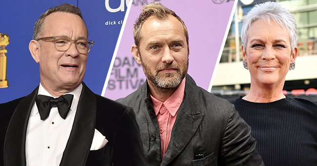 Check Out Celebrities That Appeared in Christmas Movies — Tom Hanks, Jude Law & More