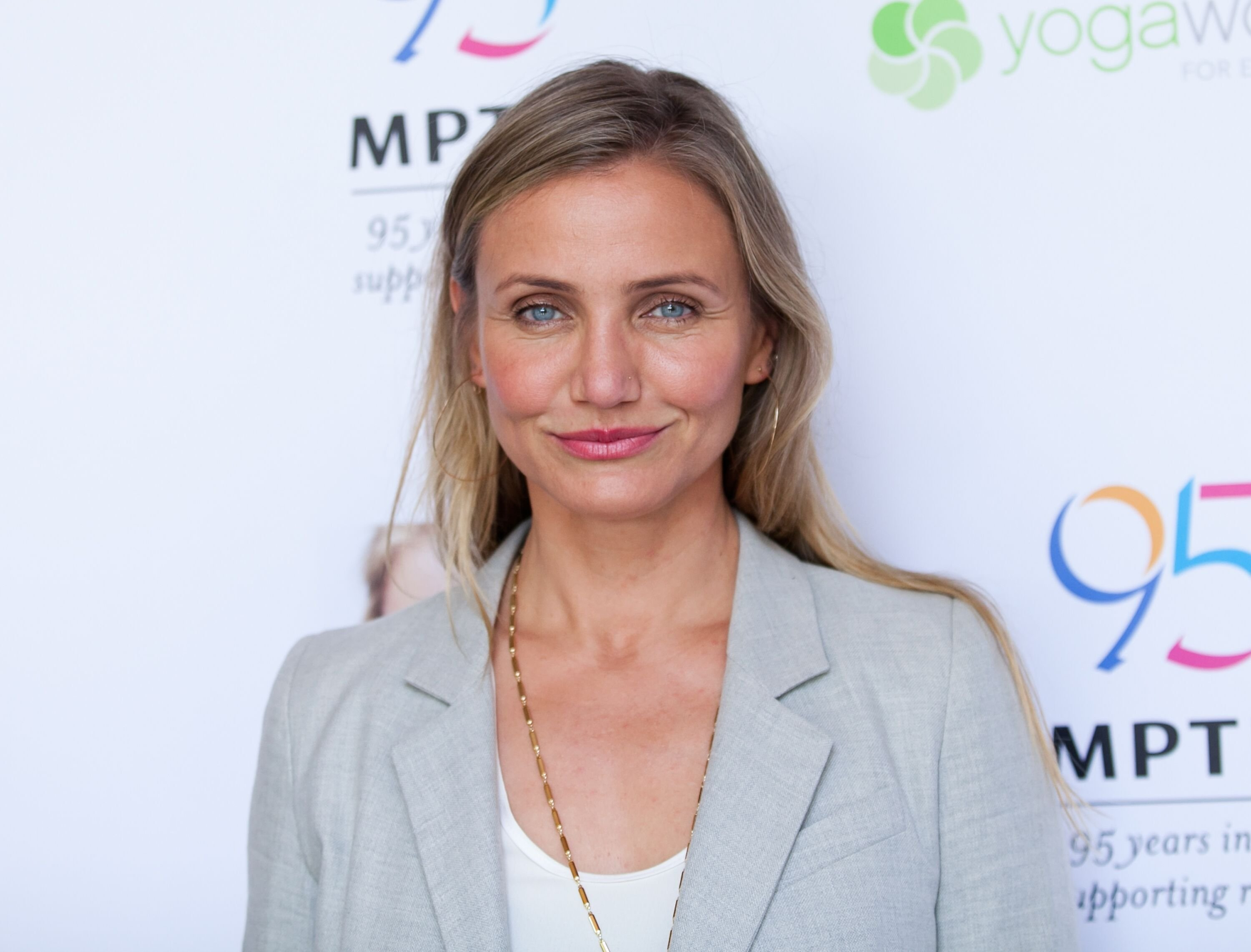 Cameron Diaz attends the MPTF Celebration for health and fitness in 2016 | Source: Getty Images
