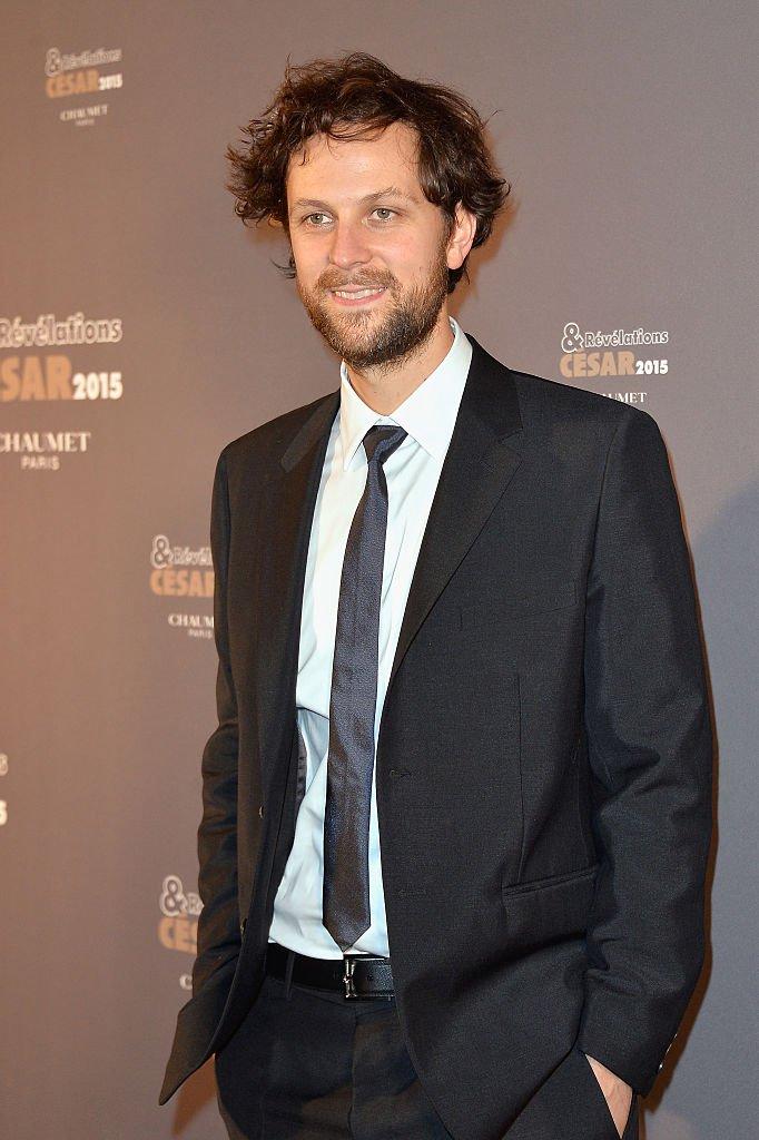 Pierre Rochefort en janvier 2015 à Paris. Photo : Getty Images