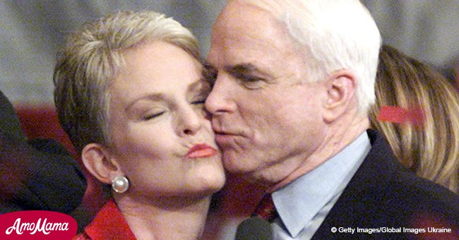 John McCain's wife Cindy shares their intimate last moments in a candid essay