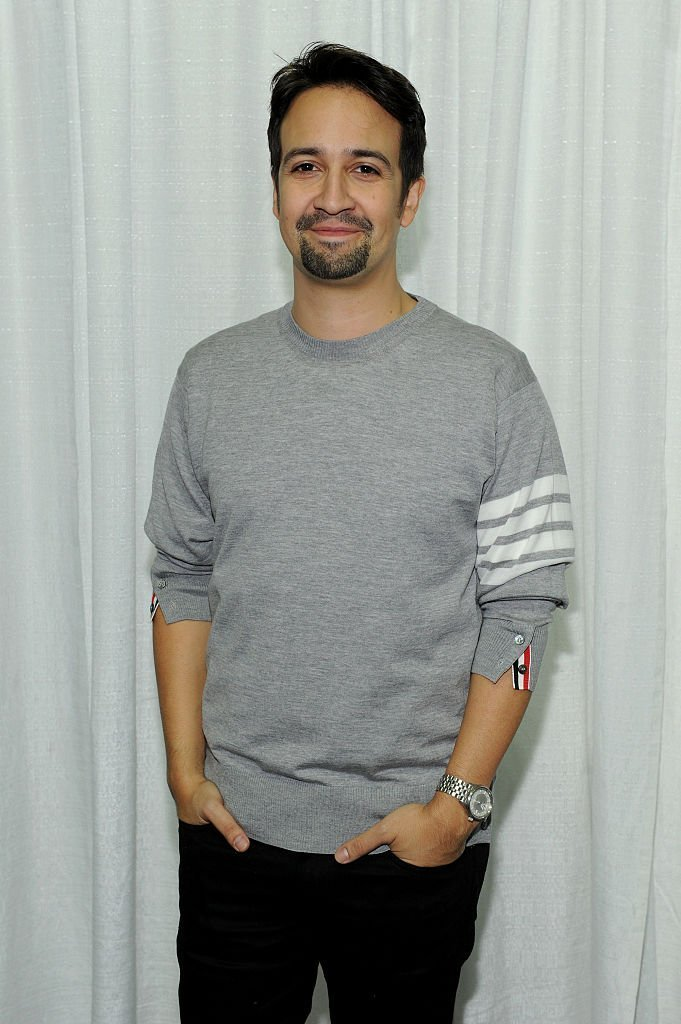 Lin-Manuel Miranda attends the 5th Annual Festival PEOPLE En Espanol, Day 2 at the Jacob Javitz Center on October 16, 2016, in New York City. | Source: Getty Images.