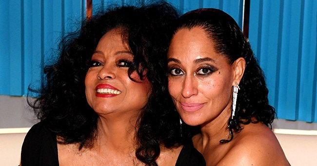 Tracee Ellis Ross from 'Black-ish' Talks How Mom Diana Ross Inspired Her Role as a Singer in 'The High Note'